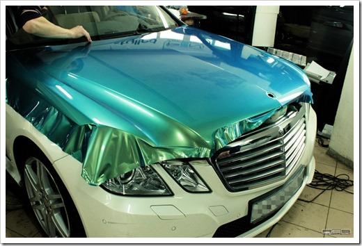 Первоначальная подготовка поверхности кузова автомобиля