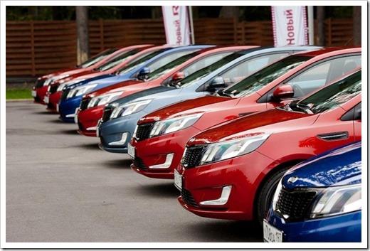 Предложения на автомобили в новом сезоне