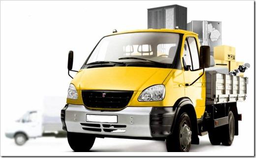 Классификация грузовых автомобилей в такси