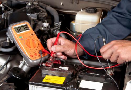 Как проверить утечку тока на авто