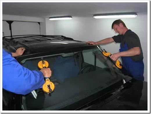 Необходимые инструменты для демонтажа лобового стекла