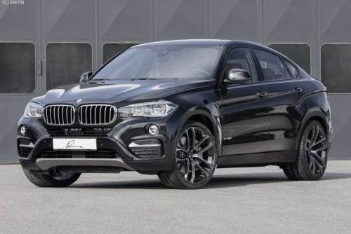 Как выбрать колёсные диски для BMW X6
