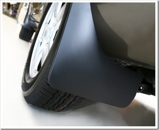 Разновидности брызговиков для автомобиля