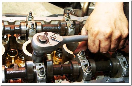 Профессиональный ремонт двигателя