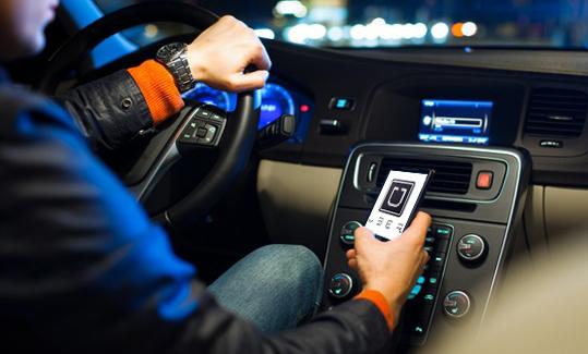 Процесс устройства на работу в Uber