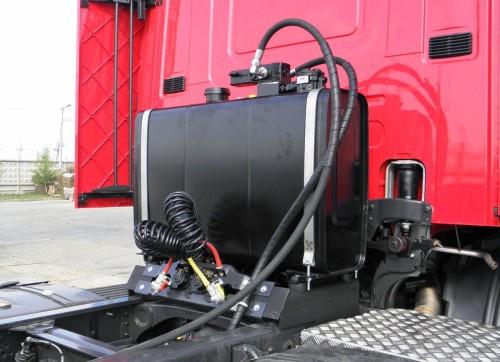 гидрофикация тягача