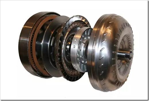 Принципы работы гидротрансформатора