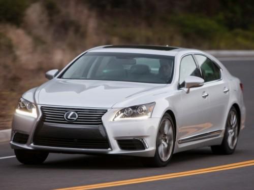 Lexus LS: технические характеристики