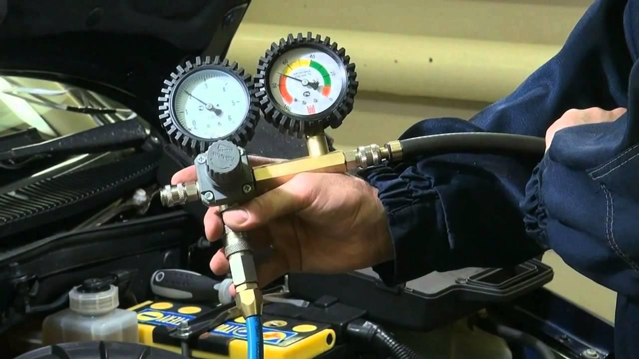 Как сделать компрессометр своими руками