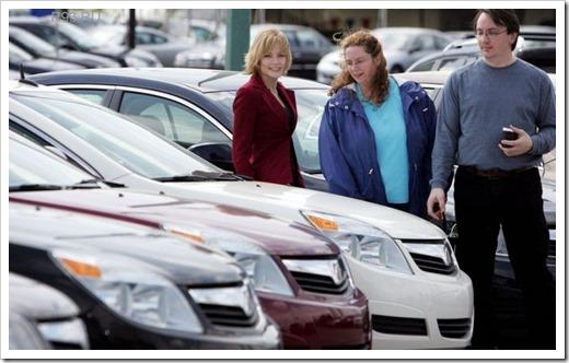 Покупка подержанной машины в Альтере