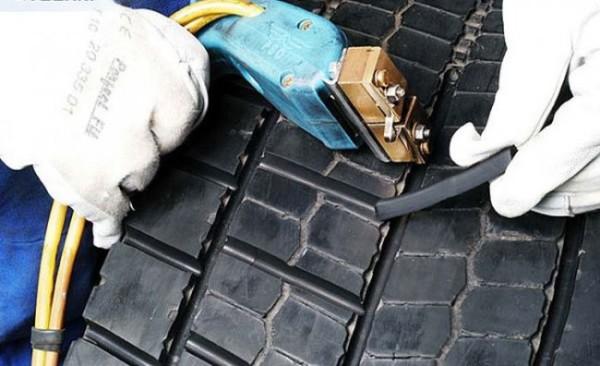нарезка протектора на шинах
