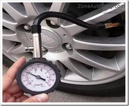 Управление автомобилем и колёсные шины