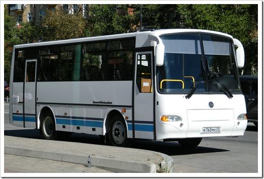 Актуальные модификации модели КАвЗ-4238