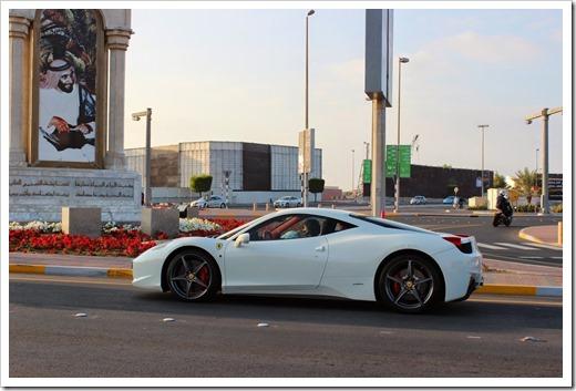Особенности проката автомобилей в Дубае