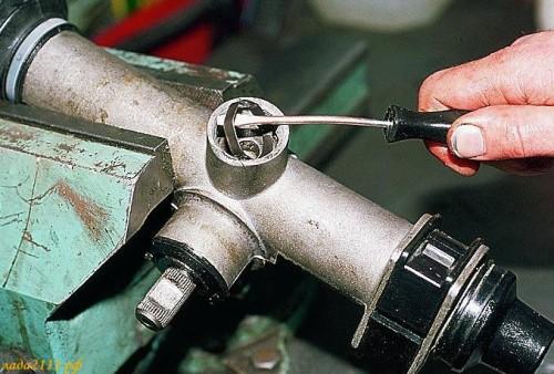 Как проверить рулевую рейку