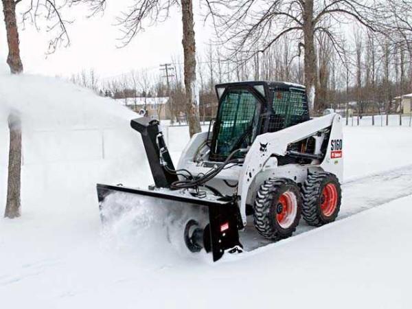 Как сделать снегоочиститель