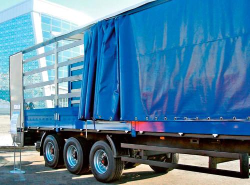 Виды полуприцепов для грузовых автомобилей