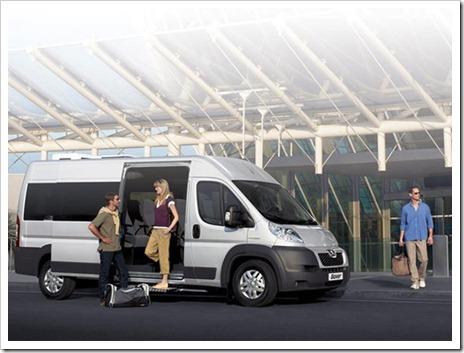 Преимущества микроавтобуса