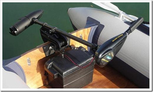 Гелевые аккумуляторы для лодки